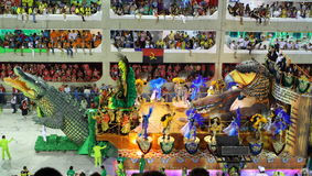 Rio Carnival Royalty Free Stock Photo
