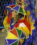 Rio Carnival 2014 Fotos de Stock Royalty Free