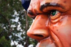 Rio Carnival Float Decorations fotos de stock royalty free