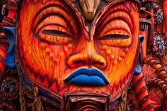 Rio Carnival Float Decorations foto de stock royalty free