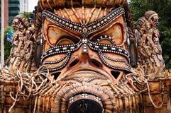 Rio Carnival Float Decorations fotografia de stock royalty free