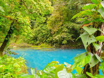 Rio Celeste Stock Photography