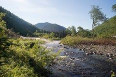 Rio Chalba Imagem de Stock