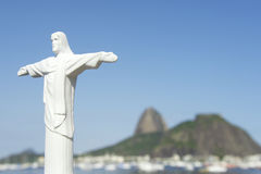 Rio Christ the Redeemer Sugarloaf Mountain Stock Photography