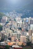Rio cityscape. Ariel view of Rio De Janeiro stock photos
