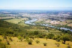 Rio Claro in Talca Fotografia Stock Libera da Diritti