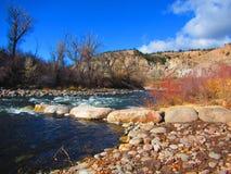 rio da Branco-água Imagens de Stock