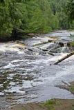Rio da ilha de Presque, Michigan, EUA Imagens de Stock Royalty Free