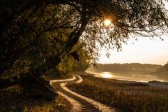 rio Danúbio Foto de Stock Royalty Free