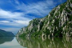 Rio Danúbio Fotos de Stock