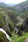 Rio das montanhas Fotos de Stock Royalty Free