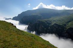 Rio das nuvens Fotos de Stock