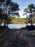 Rio de Altamaha Imagens de Stock Royalty Free