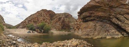 Rio de Buffels em Driefontein Imagem de Stock Royalty Free