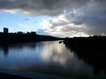 Rio de Canadá Fotografia de Stock Royalty Free