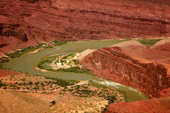 Rio de Colorado Imagens de Stock Royalty Free