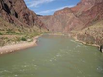 Rio de Colorado Fotografia de Stock