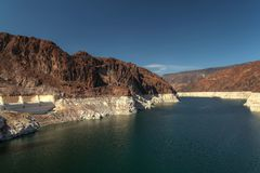 Rio de Colorado Imagem de Stock