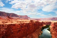 Rio de Colorado, EUA Imagem de Stock