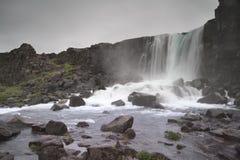 Rio de Hvita, Islândia fotografia de stock royalty free