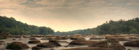 Rio de James Fotografia de Stock