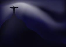 Rio de Janeiro ilustración del vector