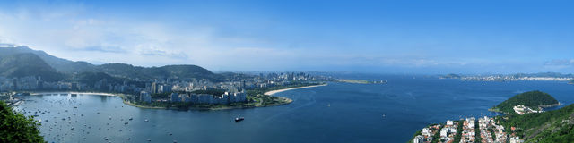 Rio de Janeiro immagini stock libere da diritti