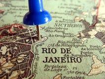 Rio de Janeiro. The way we looked at Rio de Janeiro in 1949 Royalty Free Stock Photo