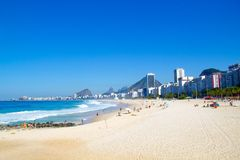 Rio de Janeiro Foto de Stock Royalty Free