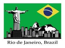 Rio de Janeiro Imagen de archivo libre de regalías