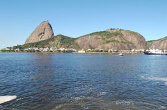 Rio de Janeiro. Sugar loaf mountain - Rio de Janeiro royalty free stock image