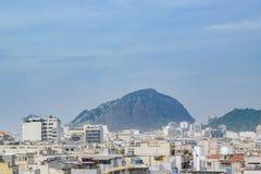 Rio de Janeiro Aerial Cityscape View Fotos de archivo libres de regalías