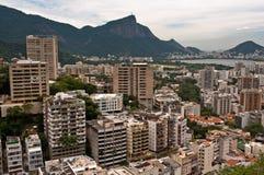 Rio de Janeiro Apartments Foto de archivo libre de regalías