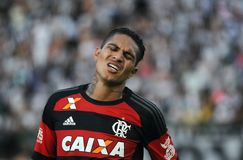 Paolo Guerrero Royalty Free Stock Photography