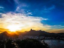 Rio de Janeiro. The beauty of Rio de Janeiro Royalty Free Stock Photography