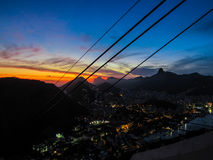 Rio de Janeiro. The beauty of Rio de Janeiro Stock Photos