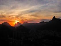 Rio de Janeiro. The beauty of Rio de Janeiro Royalty Free Stock Images