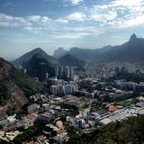 Rio de Janeiro, Brésil Photographie stock