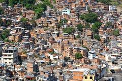 Rio de Janeiro Brasi. Royaltyfria Foton