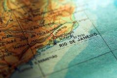 Rio de Janeiro - Brasil Fotografia de Stock