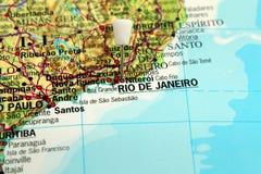 Rio de Janeiro- Brasile fotografia stock libera da diritti