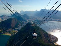 Rio de Janeiro, Brasile fotografie stock libere da diritti