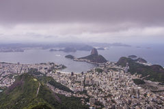 Rio de Janeiro - Brasilien Stockbild