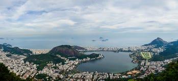 Rio de Janeiro Brasilien Arkivfoton
