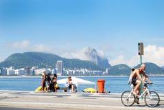 Rio de Janeiro-Brazil Fotografering för Bildbyråer