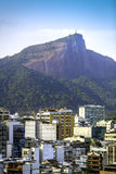 Rio de Janeiro, Brazil- Christ the Redeemer overlooking Rio Royalty Free Stock Photography