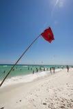 Rio de Janeiro, Brazil - December 26 2016: Pepe Beach. Kite Surf Royalty Free Stock Image