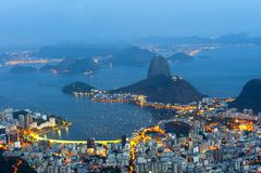 Rio de Janeiro, Brazil Royalty Free Stock Images