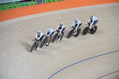 Cycling olympic royalty free stock images