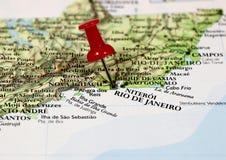 Rio de Janeiro in Brazil Stock Image